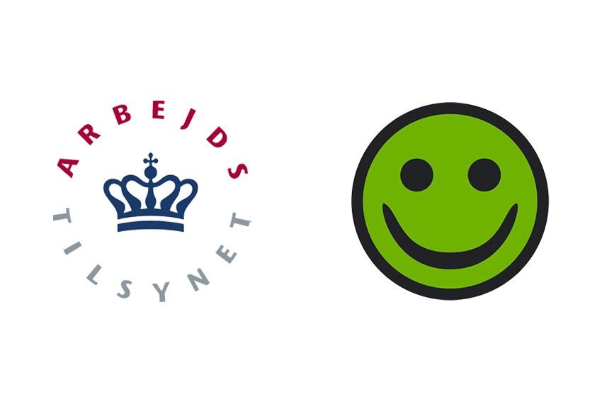 STS ApS Har arbejdstilsynets grønne smiley, for godt arbejdsmiljø.