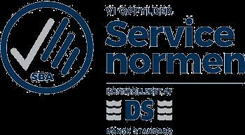 SBA Servicenormen